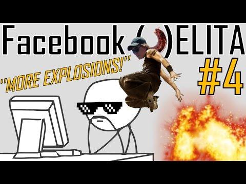 Facebook (j)ELITA /#4/ Statusy, které nedávají smysl / Absolutní přehnanost! [FullHD]
