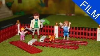Playmobil Film Deutsch CHAOS MIT DEM GARTENZAUN