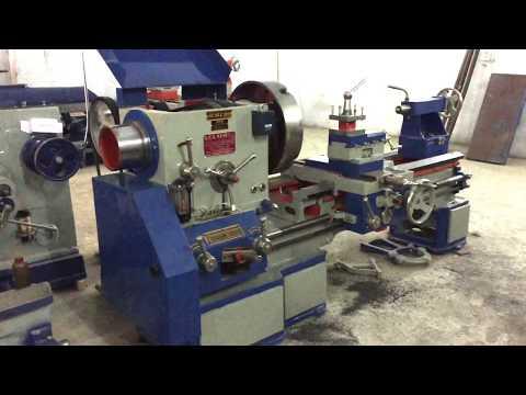 Big Bore Lathe Machine