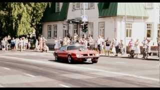preview picture of video 'American Beauty Car Show 2011, Haapsalu'