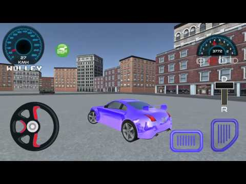 Real Car Simulator Android Gameplay HD - Sports Cars Simulator Cars Games For Kids