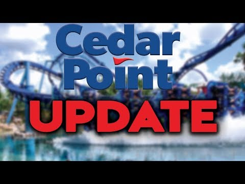 Download Cedar Point 2019 New Ride & Construction?!? Mp4 HD Video and MP3