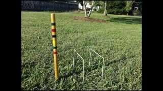 How To Play Croquet- A Tutorial Video