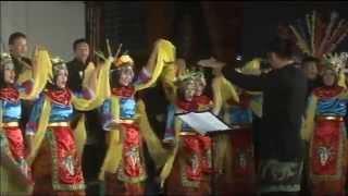 Gitasurya Student Choir - Luk Luk Lumbu Arr. By Budi Susanto Yohanes