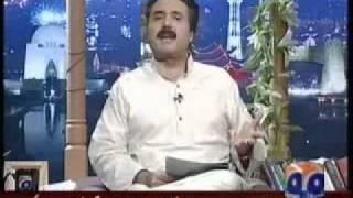 Khabar Naak - Comedy Talk Show Geo News- 30 October 2011- Khabar nak Tv Pakistani