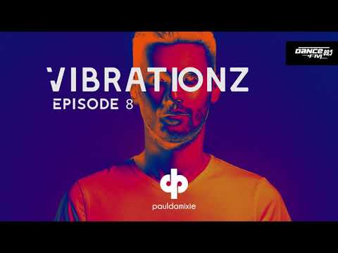 Paul Damixie`s Vibrationz - Episode 8