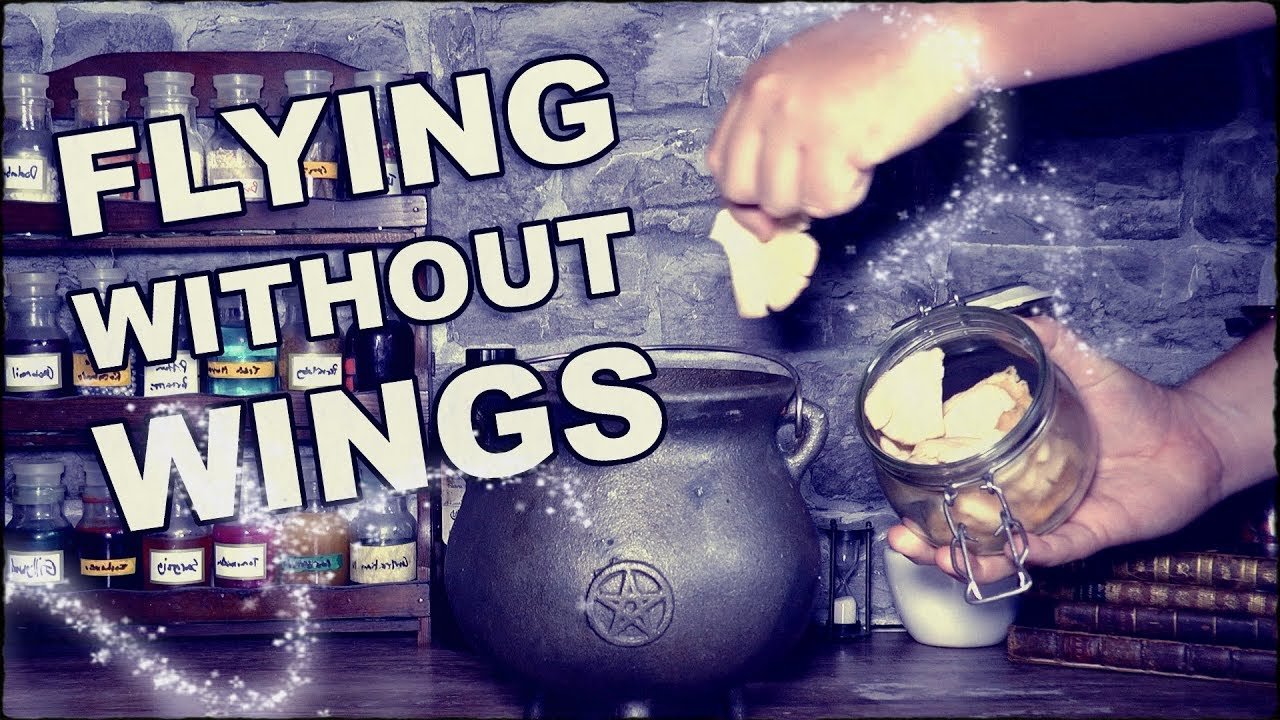 How To Make A Flying Without Wings Potion