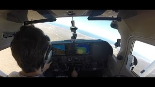 Flying a Cessna 182 to Mexico - Cabo San Lucas - MMSL