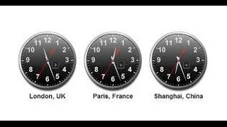 Difference Between Pacific and Central Time