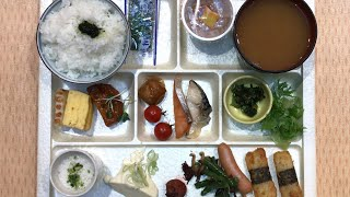 Japanese Breakfast Buffet | Can you eat this stuff?