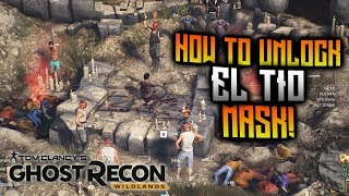 Ghost Recon Wildlands - How To Unlock Broken El Tio Mask!