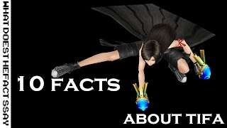 Top 10 Facts About Tifa Lockhart - Supergirl?