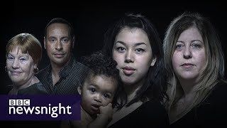 Where does the rise of identity politics leave people of mixed race? - BBC Newsnight
