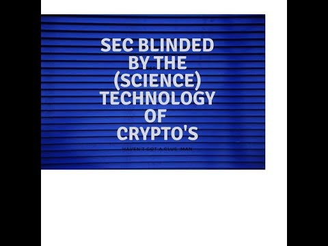 SEC blinded by (science) technology
