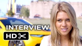 Transformers: Age of Extinction Interview - Nicola Peltz (2014) - Michael Bay Action Movie HD