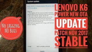 Solve ota update error in lenovo k6 power - Самые лучшие видео