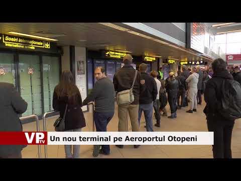 Un nou terminal pe Aeroportul Otopeni