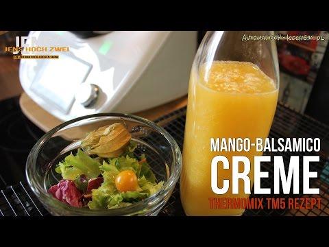 14: Mango Balsamico Creme - Ein Thermomix TM5 Rezept!