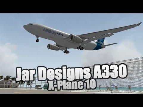Jar Designs A330 – Grantley Adams Int to Princess Juliana