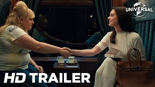 The Hustle – Official Trailer (Universal Pictures) HD