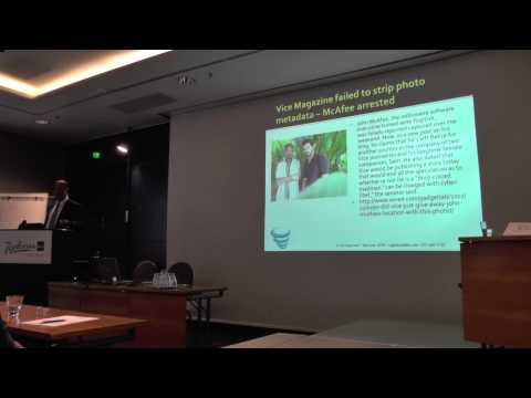 GBATA Keynote – A Global Overview of Trends in Private, Corporate and Government Surveillance