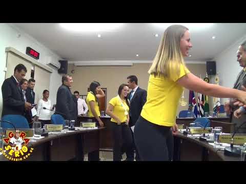 Tribuna Homenagem as Meninas do Rio Rafting de Juquitiba