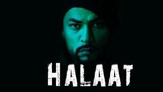 Halaat - Bohemia | New 2016 rap beat | bohemia Type beat