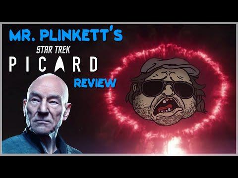 Mr. Plinkett's Star Trek Picard Review
