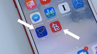 IOS 10.3: Change App Icons!