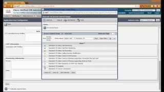 Application User для интеграции PhoneUp и Cisco CallManager