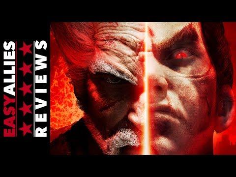 Tekken 7 - Easy Allies Review - YouTube video thumbnail