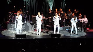 The Four Tops - It's the Same Old Song (19/11/18 Leeds)