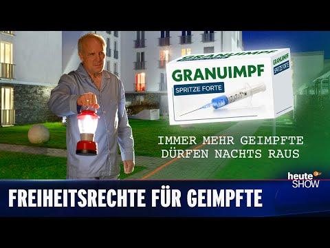 Digitální očkovací pas - heute show