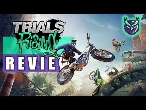 Trials Rising Switch Review - MUST Buy Motorcross Mayhem! video thumbnail