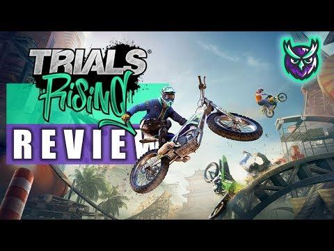 Trials Rising Switch Review - MUST Buy Motorcross Mayhem! video thumbnail