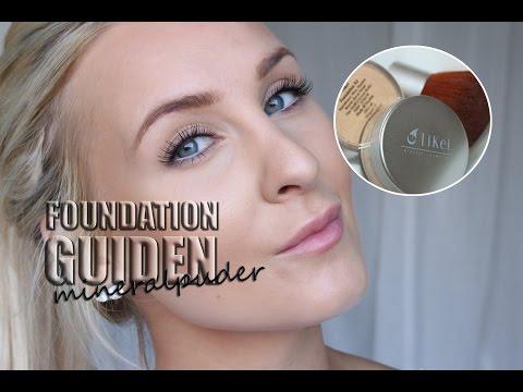 FOUNDATION GUIDEN - Mineralpuder