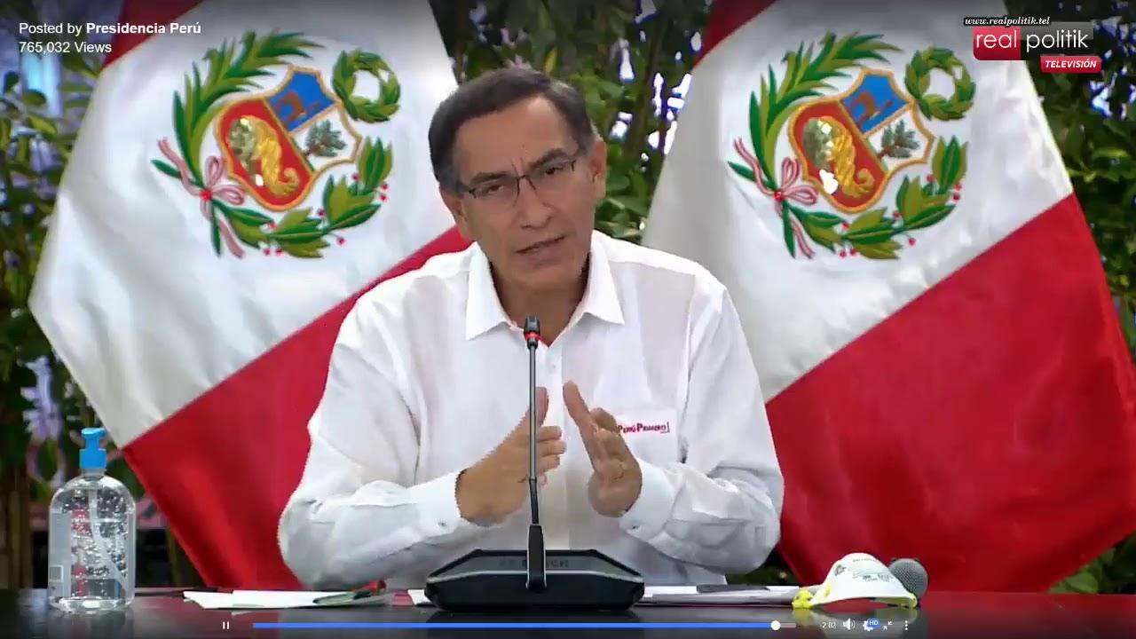 Perú: Situación actual del coronavirus en el pais