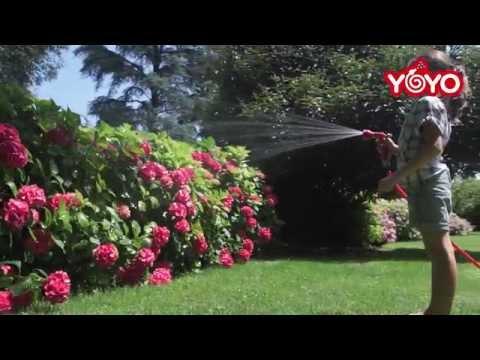 YOYO è il nuovo tubo per irrigazione estensibile.
