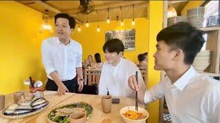 Mạc Văn Khoa đánh đàn, Trường Giang hát siêu lầy tại quán Mười Khó chi nhánh Nhã Phương