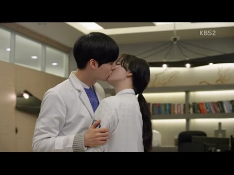 Blood kiss scene drama korea ep  16