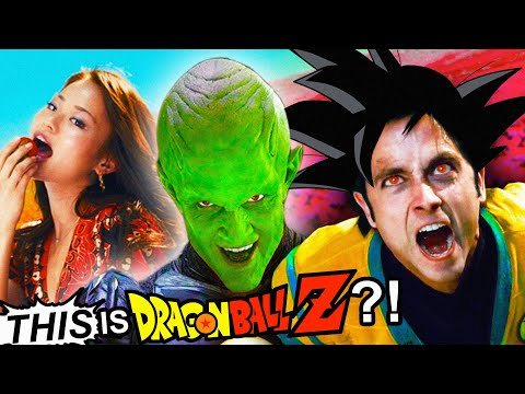 *DRAGONBALL EVOLUTION* IS OUR FIRST ANIME EXPERIENCE (REACTIONS) (FEAT. HEAVENLY CONTROLLER)