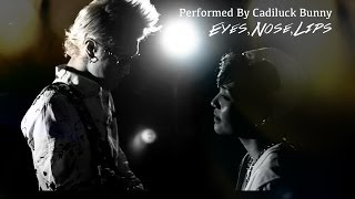 [TAEYANG-EYES,NOSE,LIPSJAPANESECOVER]눈,코,입SOL目鼻口-CadiluckBunny-