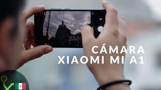Así es la cámara del Xiaomi Mi A1