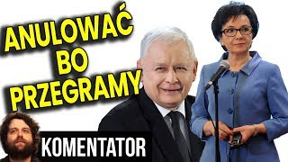 """""""Trzeba anulować, bo my przegramy"""" – Jak PIS Dał Ciała w Sejmie i PO CO Analiza Komentator Pieniądze"""