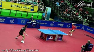 (New!!) 2011 Austrian Open MS-F: MA Long - ZHANG Jike [Full Match|Short Form/diff Angle|private|HD]