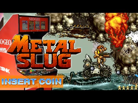 Metal Slug - Insert Coin #13