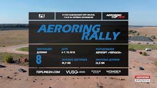 """""""AERORING RALLY"""", 6-7.10.2018, Черкассы"""