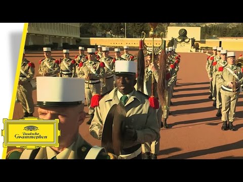 Band & Choir of the French Foreign Legion – Le Boudin (Official Video)