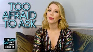 Katherine Ryan Answers Reddit's Questions About Canada