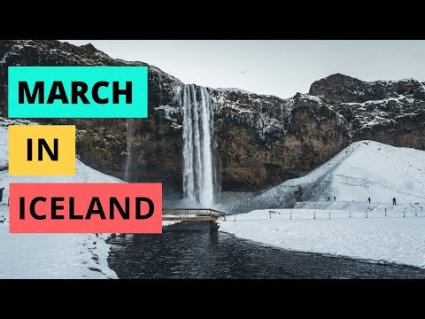 March in Iceland | ULTIMATE travel guide
